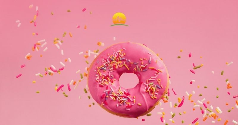 High sugar foods like this donut can trigger dumping syndrome in bariatric patients, but that may be helpful according to Memorial Advanced Surgery.